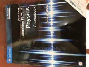 Cambridge Igcse Physics Coursebook 2nd Edition   Books & Games for sale in Lagos State, Surulere
