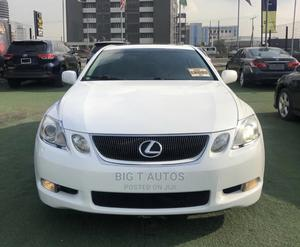 Lexus GS 2006 White   Cars for sale in Lagos State, Lekki