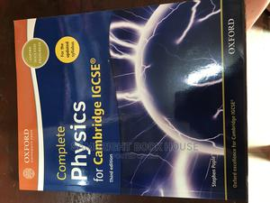 Complete Physics for Cambridge Igcse 3rd Edition | Books & Games for sale in Lagos State, Surulere