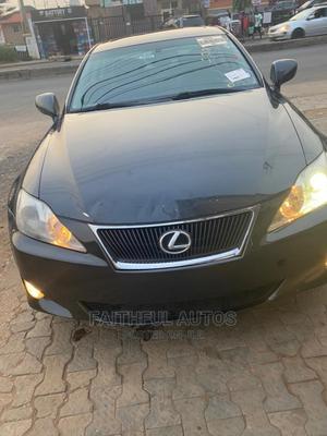 Lexus IS 2009 250 Black   Cars for sale in Lagos State, Ifako-Ijaiye