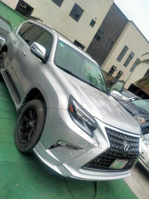 Lexus GX 2010 460 Silver | Cars for sale in Lagos State, Lekki