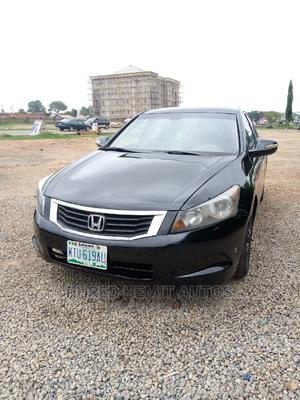 Honda Accord 2009 2.0 I-Vtec Automatic Black | Cars for sale in Abuja (FCT) State, Gudu