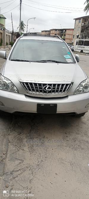 Lexus RX 2009 Silver | Cars for sale in Lagos State, Amuwo-Odofin