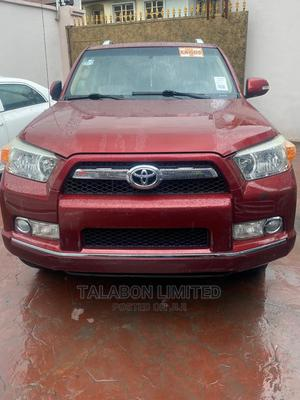 Toyota 4-Runner 2020 Red | Cars for sale in Lagos State, Surulere