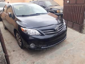 Toyota Corolla 2013 Black | Cars for sale in Lagos State, Surulere