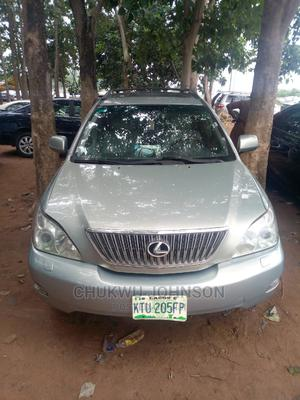 Lexus RX 2003 Silver | Cars for sale in Abuja (FCT) State, Gaduwa