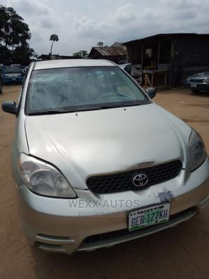 Toyota Matrix 2003 Silver   Cars for sale in Rivers State, Port-Harcourt