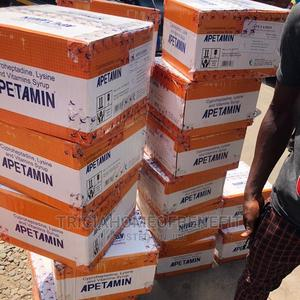 Apetamin Syrup Carton   Vitamins & Supplements for sale in Lagos State, Isolo