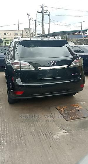Lexus RX 2012 Black   Cars for sale in Lagos State, Alimosho