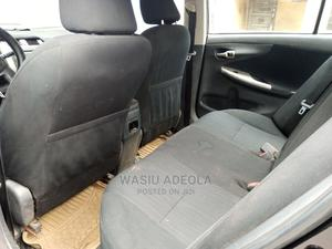 Toyota Corolla 2009 Black | Cars for sale in Lagos State, Surulere