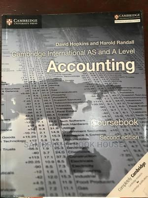 Cambridge International AS and a Level Accounting | Books & Games for sale in Lagos State, Surulere