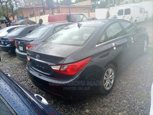 Hyundai Sonata 2013 Black | Cars for sale in Abuja (FCT) State, Garki 2