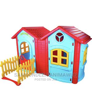 Pilsan Double House With Slide   Toys for sale in Lagos State, Lekki