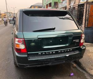 Land Rover Range Rover Sport 2007 Green | Cars for sale in Lagos State, Ikeja