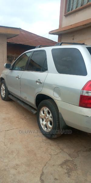 Acura MDX 2003 3.5L 4x4 Silver | Cars for sale in Osun State, Ilesa