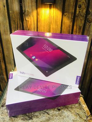 New Lenovo Smart Tab M10 HD Wi-Fi 32 GB Black | Tablets for sale in Lagos State, Ikeja