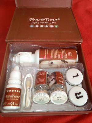 Freshtone All in One Eye Contact Lens   Makeup for sale in Anambra State, Onitsha