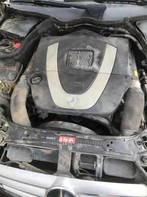 Mercedes-Benz CLK 2008 350 Coupe Black   Cars for sale in Abuja (FCT) State, Lugbe District