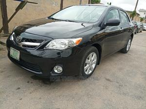 Toyota Corolla 2010 Black   Cars for sale in Lagos State, Surulere