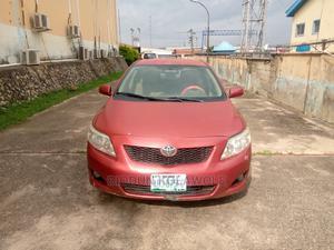 Toyota Corolla 2009 Red   Cars for sale in Abuja (FCT) State, Bwari