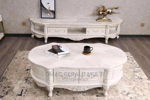 Console Tv Cabinet With Center Table | Furniture for sale in Lagos State, Lagos Island (Eko)