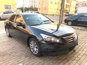 Honda Accord 2012 Sedan EX Black   Cars for sale in Lagos State, Alimosho