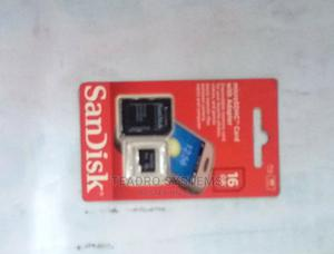 16GB Microsdhc Card With Adaptor | Accessories for Mobile Phones & Tablets for sale in Rivers State, Port-Harcourt