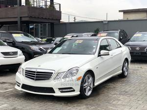 Mercedes-Benz E350 2012 White | Cars for sale in Lagos State, Kosofe