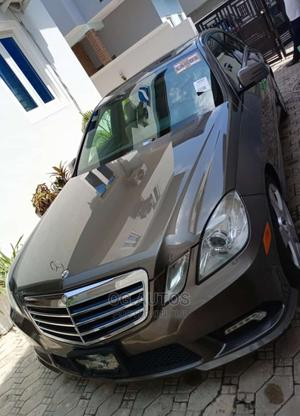 Mercedes-Benz E350 2011 Brown | Cars for sale in Lagos State, Agege