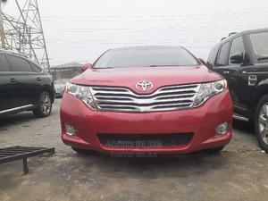 Toyota Venza 2011 AWD Red | Cars for sale in Lagos State, Ajah