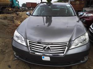 Lexus ES 2012 350 Gray | Cars for sale in Lagos State, Amuwo-Odofin