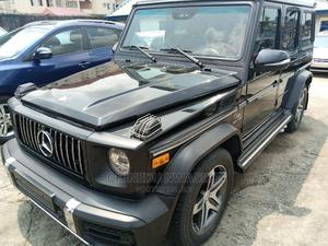 Mercedes-Benz G-Class 2010 Black   Cars for sale in Rivers State, Port-Harcourt
