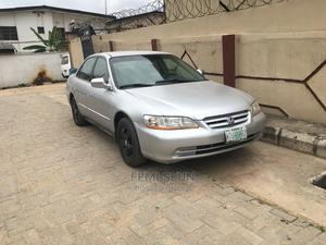 Honda Accord 2001 Silver   Cars for sale in Lagos State, Gbagada