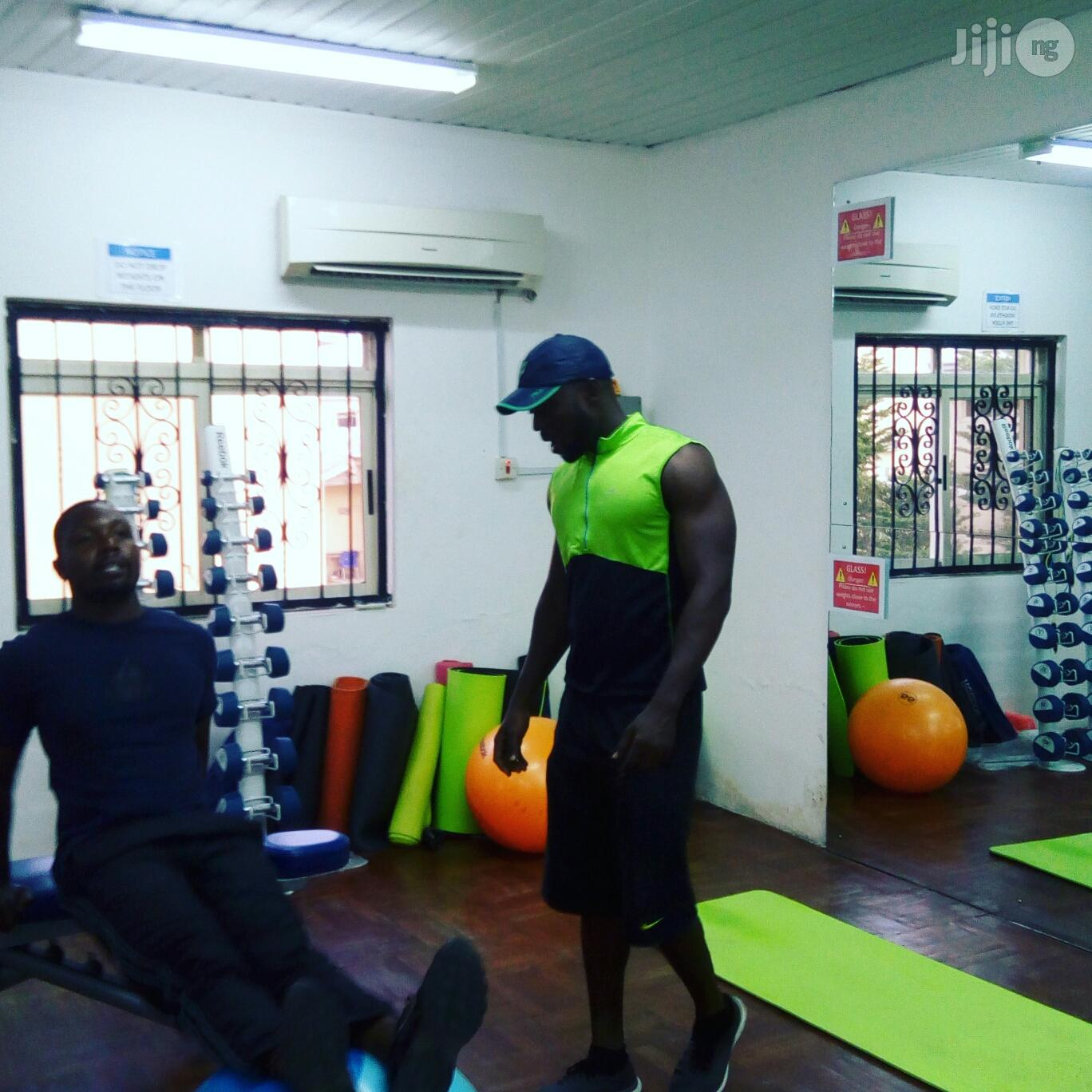 Archive: Fitness Training For A Healthy Lifestyle