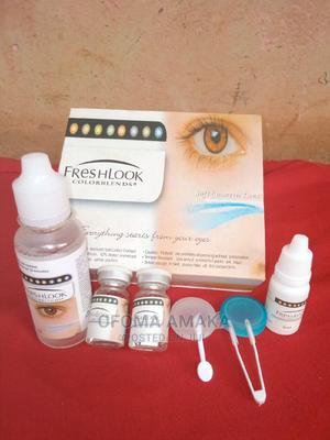 Freshlook Eye Contact Set   Makeup for sale in Anambra State, Onitsha