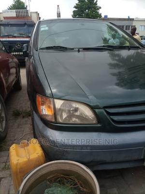 Toyota Sienna 2003 Green | Cars for sale in Lagos State, Amuwo-Odofin