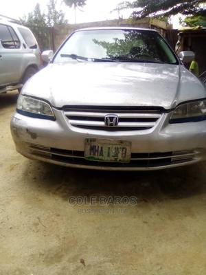 Honda Accord 2000 Coupe Silver   Cars for sale in Rivers State, Port-Harcourt