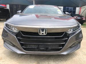 Honda Accord 2019 Gray   Cars for sale in Lagos State, Ogba