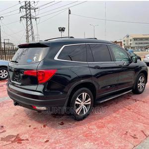 Honda Pilot 2015 Green | Cars for sale in Lagos State, Kosofe