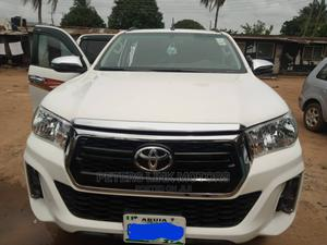 Toyota Hilux 2019 SR5 4x4 White | Cars for sale in Delta State, Ndokwa East