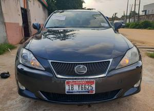 Lexus IS 2008 250 Gray | Cars for sale in Lagos State, Isolo