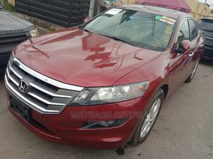 Honda Accord CrossTour 2011 EX-L Red | Cars for sale in Lagos State, Surulere
