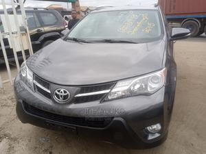 Toyota RAV4 2015 Gray | Cars for sale in Lagos State, Ojodu