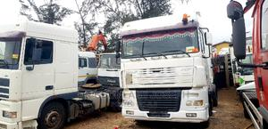 DAF Xf Trailer Head | Trucks & Trailers for sale in Lagos State, Surulere
