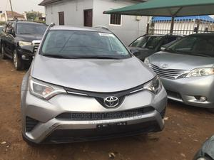 Toyota RAV4 2016 Silver | Cars for sale in Lagos State, Isolo