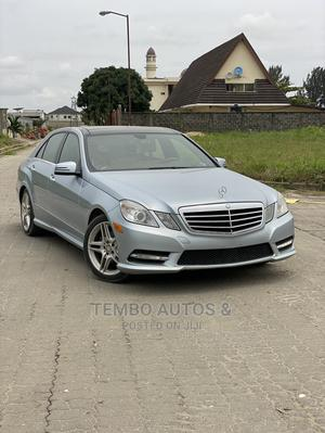 Mercedes-Benz E350 2013 Blue | Cars for sale in Lagos State, Lekki