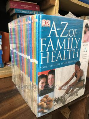 A-Z of Family Health Encylopedia 26 Volumes | Books & Games for sale in Lagos State, Surulere