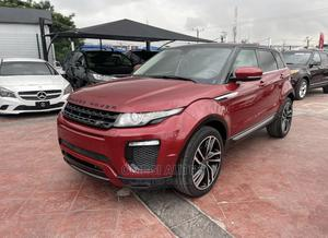 Land Rover Range Rover Evoque 2013 Red | Cars for sale in Lagos State, Lekki