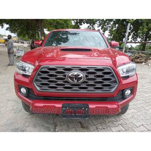Toyota Tacoma 2020 Red | Cars for sale in Lagos State, Amuwo-Odofin