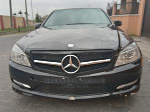 Mercedes-Benz C300 2008 Black   Cars for sale in Lagos State, Ogba